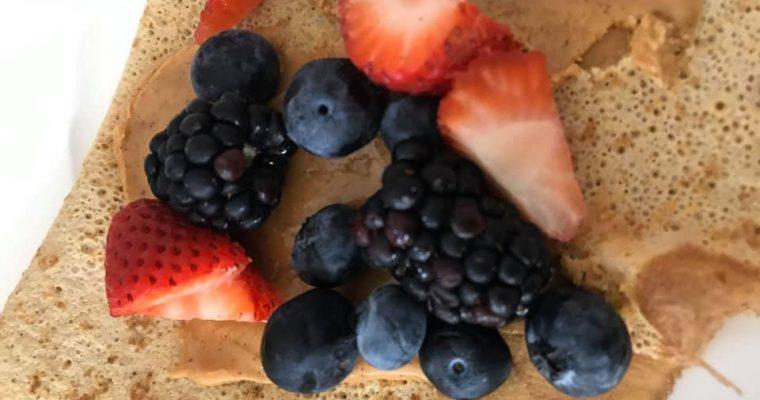 Healthy take-along Breakfast Treat!