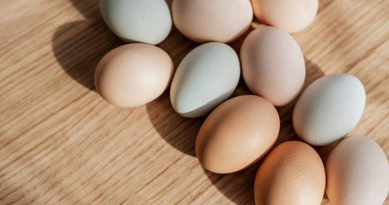 Easiest Hard Boiled Eggs