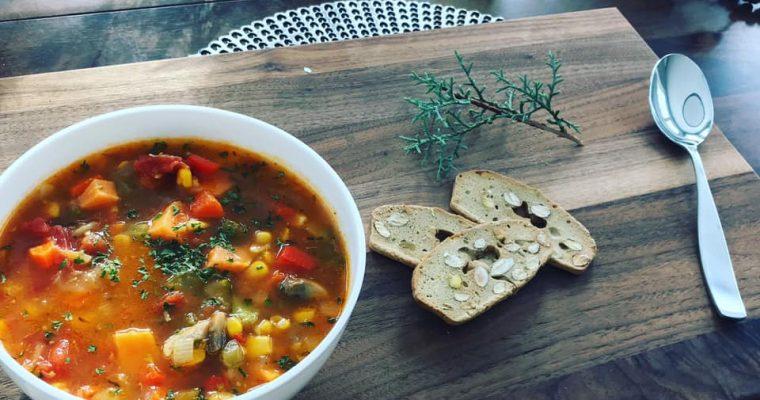 Jackie's Veggie Soup