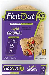 Flatout Tortilla wraps