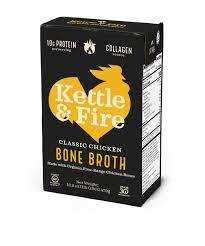 kettle and fire bone broth