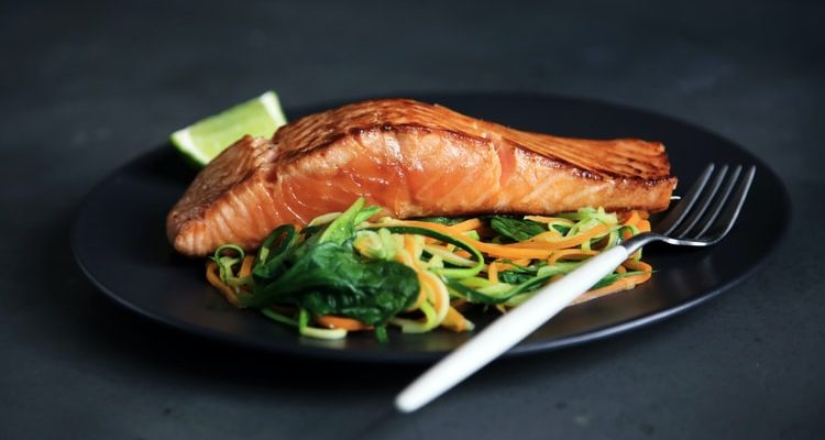 Oven Roasted Citrus Salmon