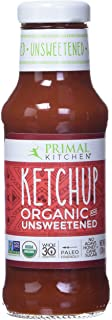 primal kitchen ketchup for homemade grass-fed cheeseburger