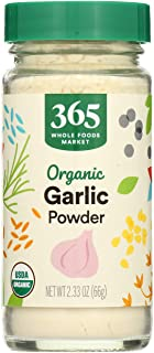 garlic powder from whole foods