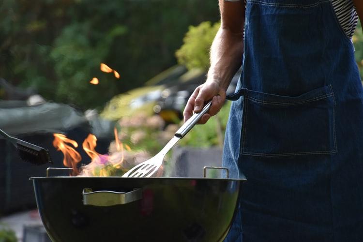 grilling dad