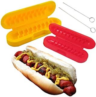 Hot Dog Curler