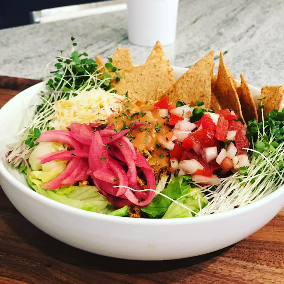 Healthy and Delicious Gluten Free Taco Salad