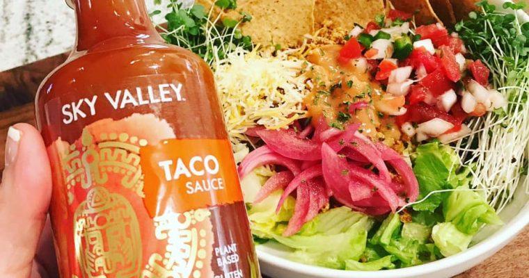 Healthy and Delicious Gluten-Free Taco Salad