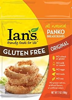 Ians Gluten Free Bread Crumbs