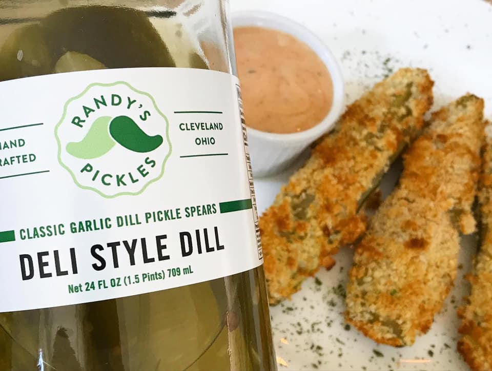 Deli Style Dill Pickle Spears