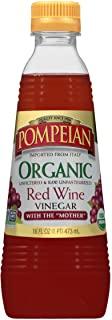 red wine vinegar Pompeian brand
