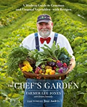 The Chef's Garden Cookbook available for order on amazon